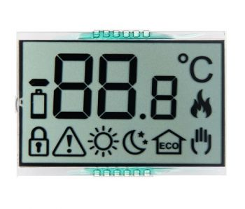 TN LCD Panel for Heating system