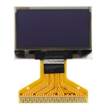Mini 0.96 inch White OLED Display 30 pin
